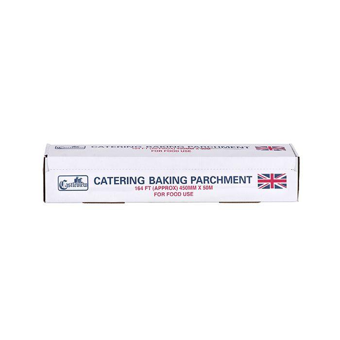 Castleview Baking Parchment 450mm x 50m