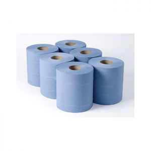 Centrefeed 2ply Blue C/6 x 150m