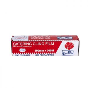 Castleview Cling Film 300mm x 300m