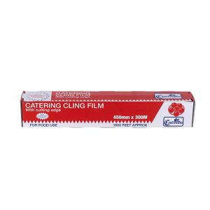 Castleview Cling Film 450mm x 300m
