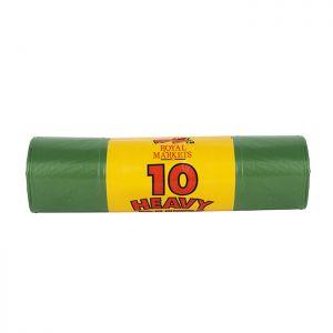Royal Markets Green Garden Sacks Roll 10 C/30