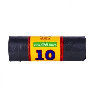 Royal Markets Refuse Sacks Roll 10 C/30